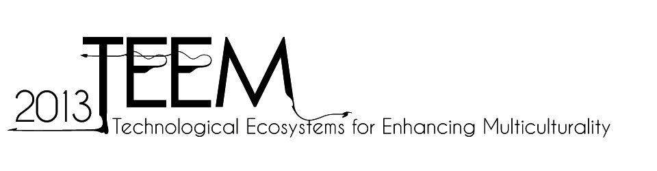 Technological Ecosystems for Enhancing Multiculturality