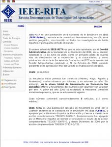 IEEE-RITA
